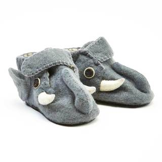 Handcrafted Felt Elephant Zooties Toddler Booties (Kyrgyzstan) https://ak1.ostkcdn.com/images/products/14450537/P21013763.jpg?impolicy=medium