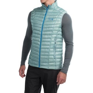 Mountain Hardwear Men's Ghost Whisperer Ice Shadow Vest