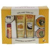 Burt's Bees 6-piece Tips & Toes Kit