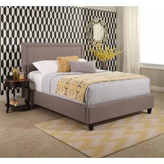 Abbyson Natalie Upholstery Platform Bed