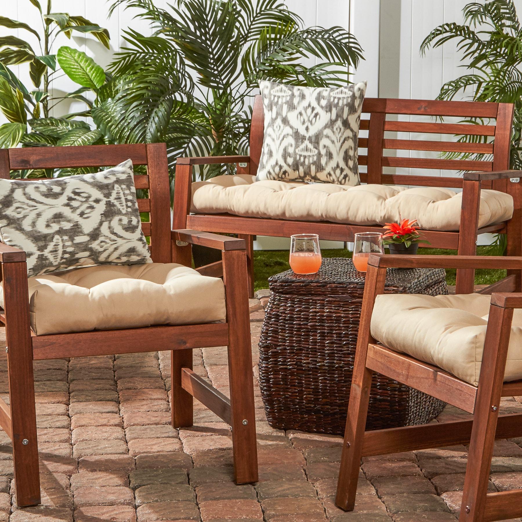 51 Inch Outdoor Bench Cushion Ebay