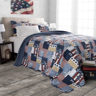 Windsor Home Americana Quilt Set