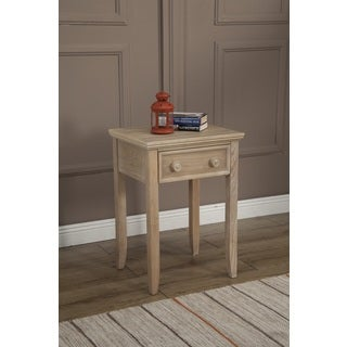 Cape May 1 Drawer 4 Leg Night Stand