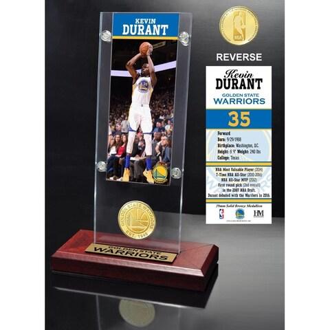Kevin Durant Ticket Acrylic Desk Top