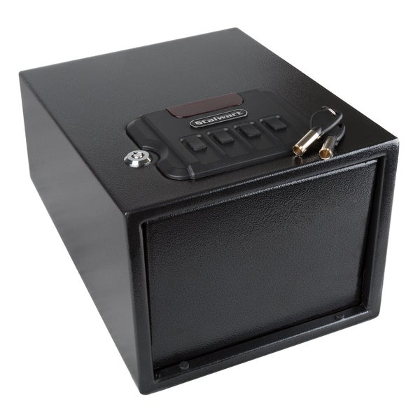 Quick Access Gun Safe with Electronic Lock by Stalwart