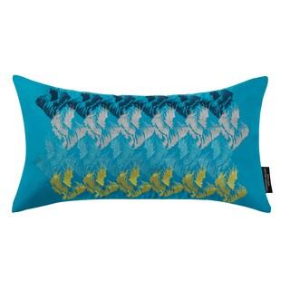 Christian Siriano Plume 12-inch x 22-inch Decorative Throw Pillow