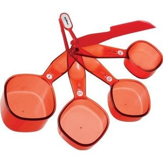 Zyliss Set of 5 Plastic Measuring Cups