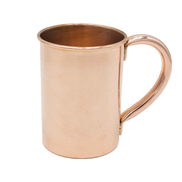 Sinkology Pure Copper 20-ounce Extra Thick Unlined Uncoated Classic Moscow Mule Mug