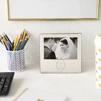 Personalized Silver Picture Frame