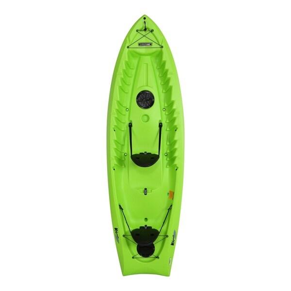 Lifetime Green Kokanee Kayak