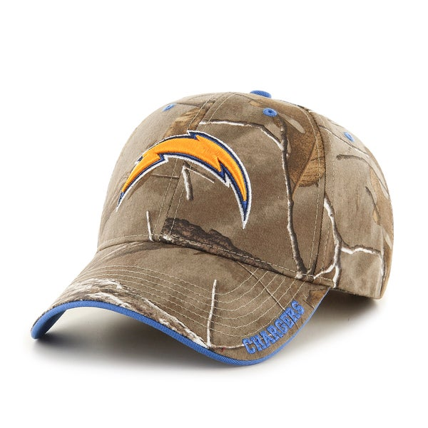 San Diego Chargers NFL Realtree Frost Cap