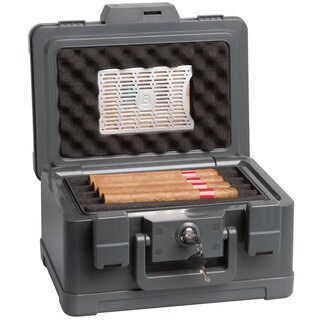 FireKing Waterproof Humidor - 16 Cigar Capacity