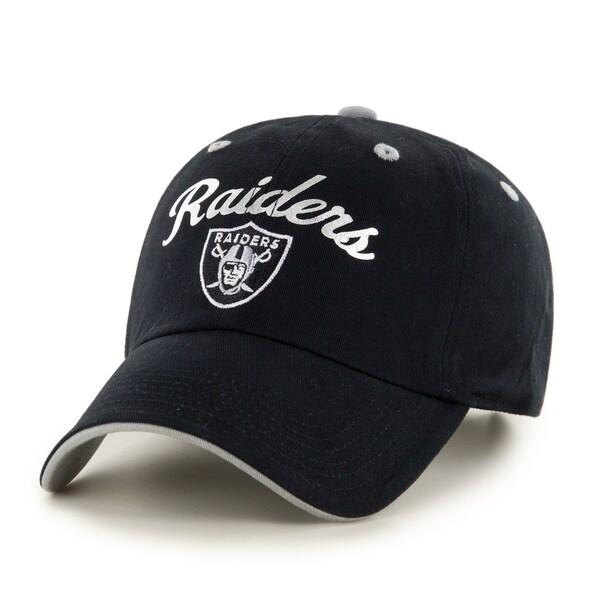 Oakland Raiders NFL Giselle Cap Fan Favorite