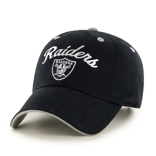Oakland Raiders NFL Giselle Cap Fan Favorite