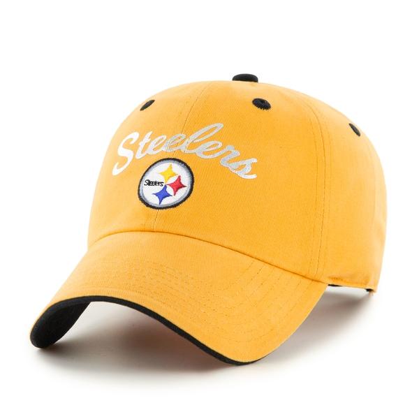 Pittsburgh Steelers NFL Giselle Cap Fan Favorite
