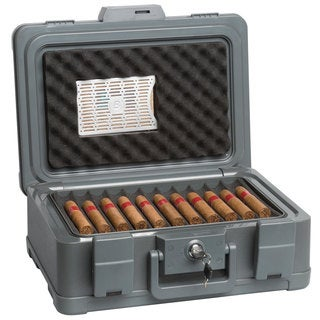 FireKing Waterproof Humidor - 33 Cigar Capacity