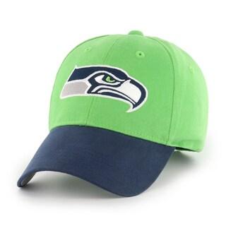 Seattle Seahawks NFL Basic Cap by Fan Favorite
