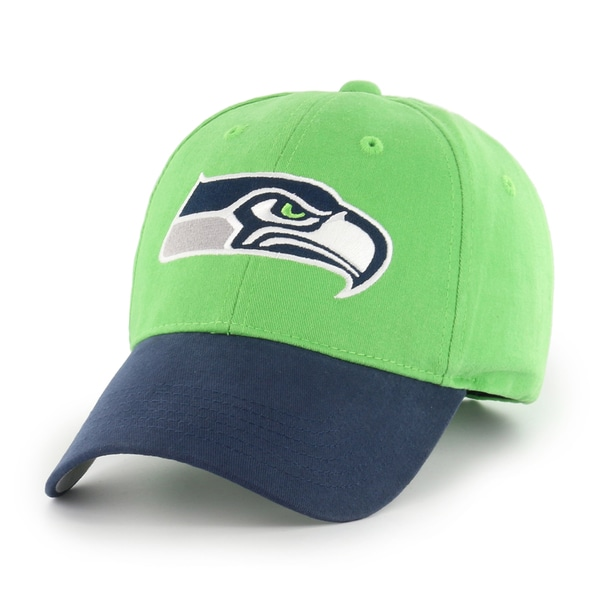 Seattle Seahawks NFL Basic Cap by Fan Favorite