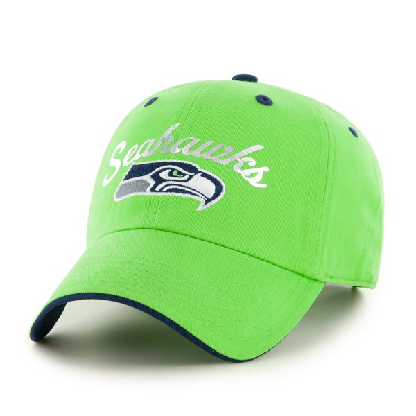 fee746823d6df3 Shop Seattle Seahawks NFL Giselle Cap Fan Favorite - Free Shipping ...