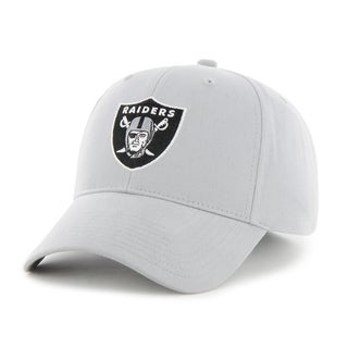 Oakland Raiders NFL Basic Cap by Fan Favorite