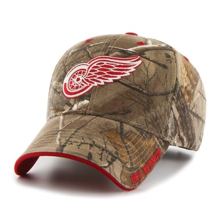 Detroit Red Wings NHL Realtree Frost Cap
