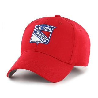 New York Rangers NHL Basic Cap by Fan Favorite