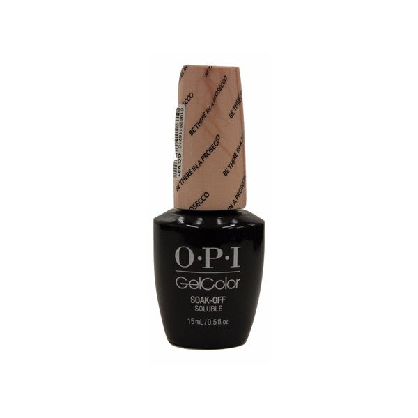 OPI GelColor 'Be There in a Proseco' 0.5-ounce Nail Lacquer. Opens flyout.