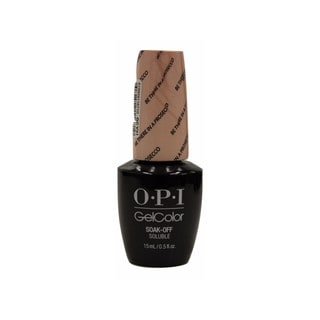 OPI GelColor 'Be There in a Proseco' 0.5-ounce Nail Lacquer