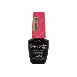 OPI GelColor 'Hotter Than You Pink' 0.5-ounce Nail Lacquer