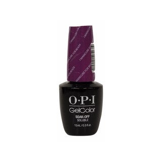 OPI GelColor 'I Manicure For Beads' 0.5-ounce Nail Lacquer
