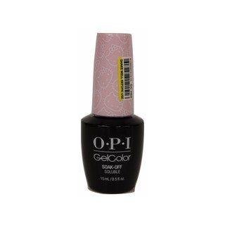 OPI GelColor 'Let's Be Friends!' 0.5-ounce Nail Lacquer