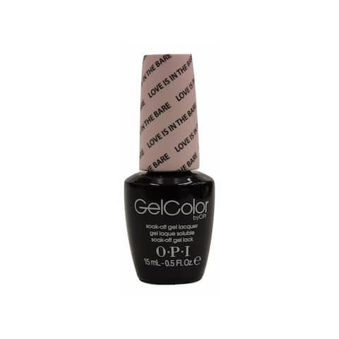 OPI GelColor 'Love is in the Bare' 0.5-ounce Nail Lacquer