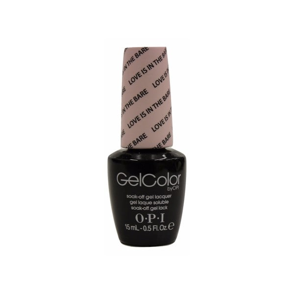 Shop OPI GelColor \'Love is in the Bare\' 0.5-ounce Nail Lacquer ...