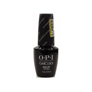 OPI GelColor 'My Gondola or Yours?' 0.5-ounce Nail Lacquer
