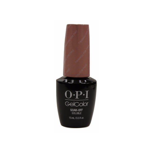 Shop OPI GelColor Tiramisu for Two - Free Shipping On Orders Over ...