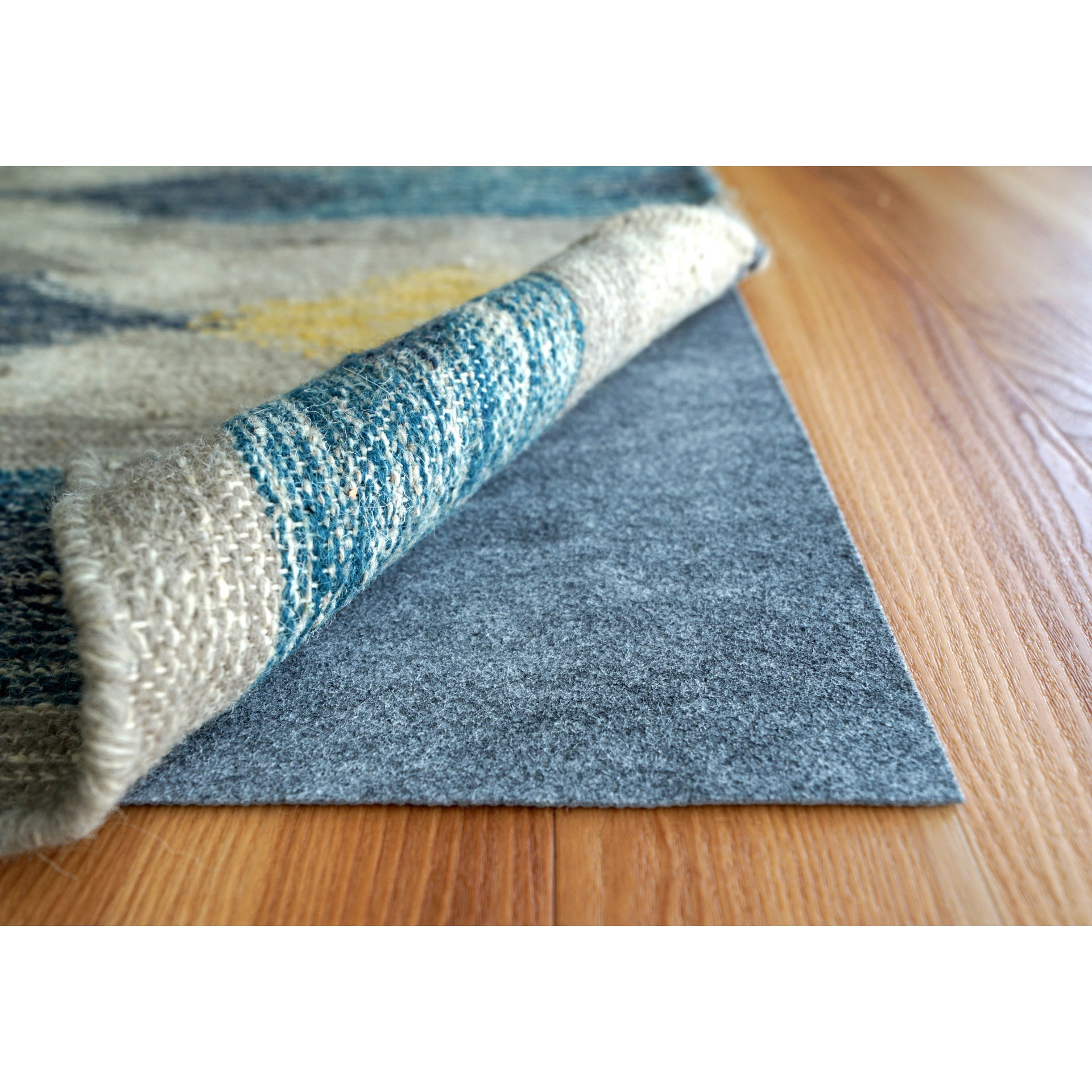 Anchorpro Low Profile Non Slip Rug Pad Grey 6 X 9