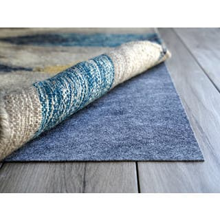 AnchorPro Ultra Low Profile Non slip Felt & Rubber Rug Pad - Grey - 2' x 6'