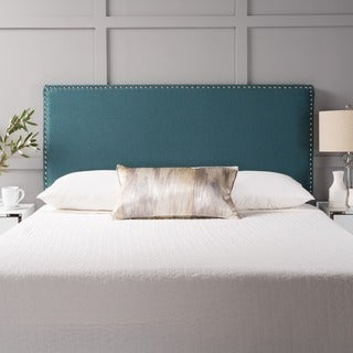Hilton Adjustable Full/ Queen Fabric Headboard by Christopher Knight Home