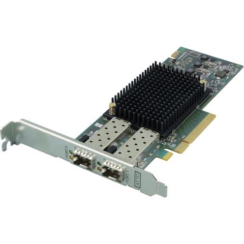 ATTO Dual-channel 16-Gigabit Gen 6 Fibre Channel HBA