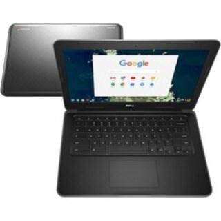 "Dell Chromebook 13 3380 13.3"" LCD Chromebook - Intel Celeron 3855U Du"