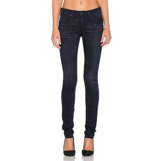 Rag & Bone Women's Blue High Rise Skinny Jeans