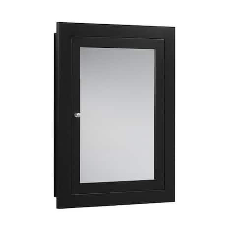 Buy Black Medicine Cabinet Bathroom Cabinets Amp Storage