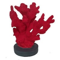 Benzara 58318 Resin 11-inch Decorative Coral