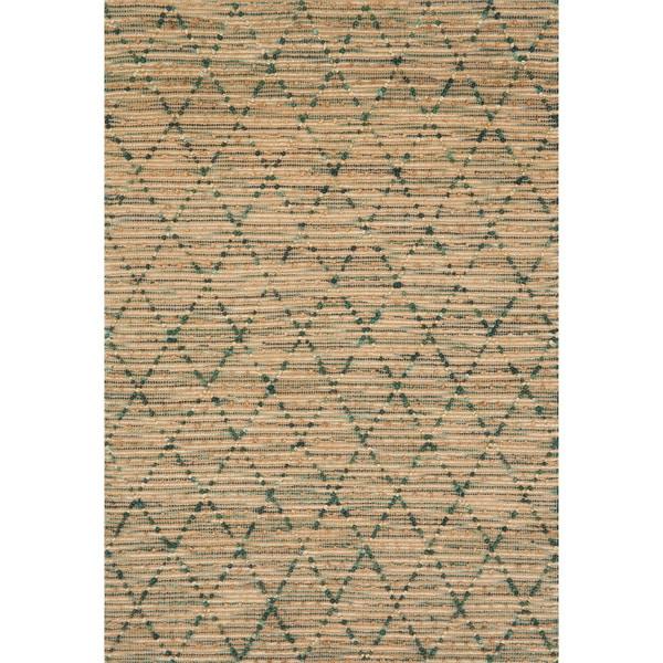 "Hand-woven Ember Trellis Rug (2'3 x 3'9) - 2'3"" x 3'9"""