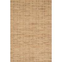 Hand-woven Ember Stripe Rug - 7'9 x 9'9