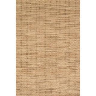 Hand-woven Ember Stripe Rug (5'0 x 7'6)