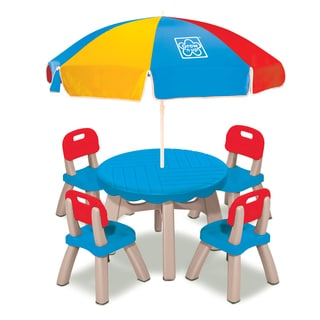 Shop Little Tikes Easy Store Jr Table With Umbrella