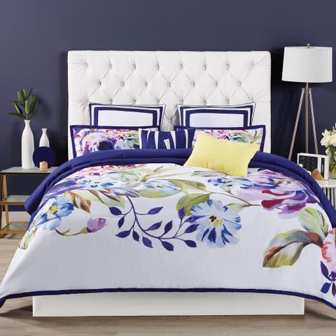 Christian Siriano NY? Garden Bloom 3-Piece Duvet Cover Set