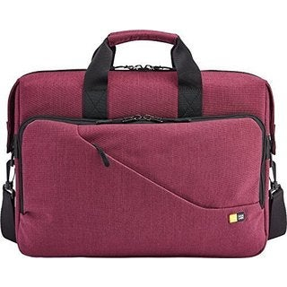 Case Logic Reflexion Case for 17-Inch Laptop Slim Messenger Briefcase