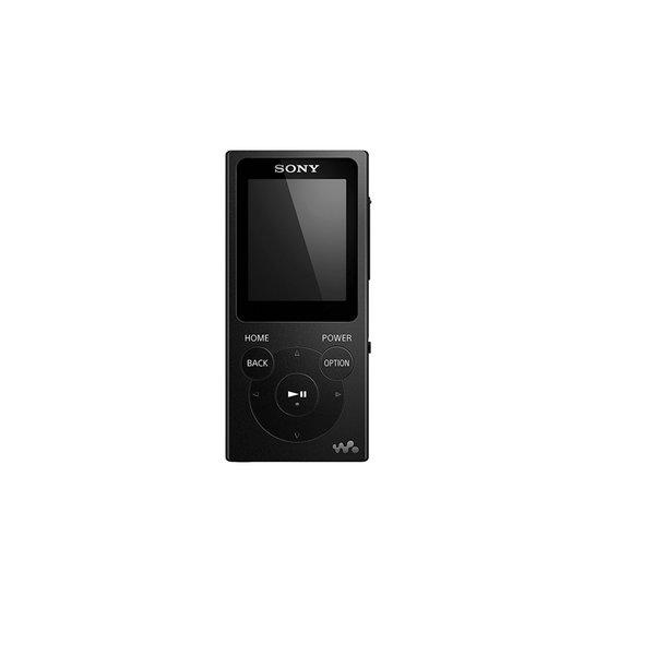 Sony 4GB NW-E393 Series Walkman Digital Music Player (Black)